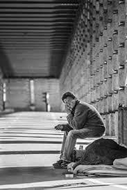 Des sans-abri sans accompagnement social…